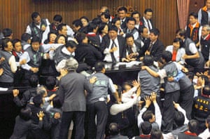 Taipei reform bill