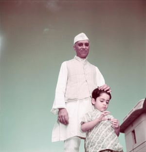 Pandit Nehru and Rajiv Gandhi