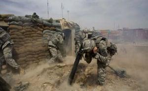 Sean Smith Embed Iraq
