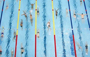 World Short Course Swimming Championships in Manchester England
