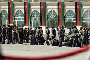 Hamid Karzai assassination attempt