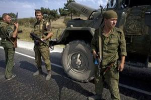 conflict in Georgia
