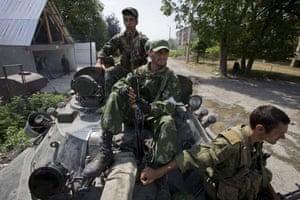 Ossetian militia