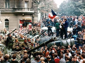 Prague in 1968