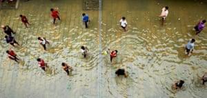Flooding in Mumbai