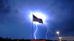 lightning in lexington