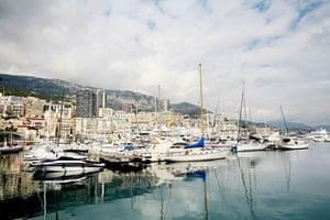 rich lifestyles in Monaco