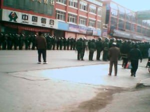 Tibet protests | World news | The Guardian