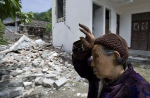 Earthquake in Sichuan