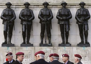 Remembrance Day - veterans