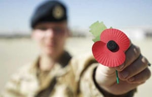 Remembrance Day - Kandahar