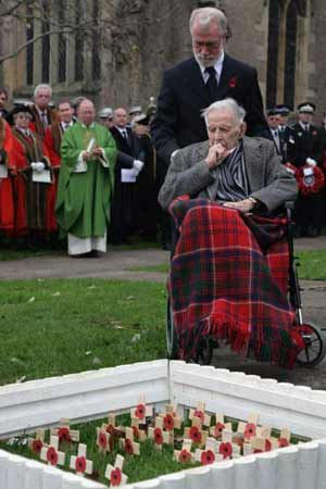 Remembrance Day - Harry Patch