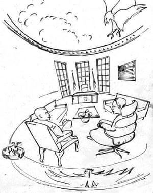 Oval Office for Barack Obama