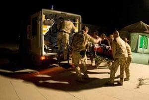 David Cotterrell Afghanistan