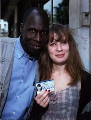 migrant workers in France by Fabien Breuvart