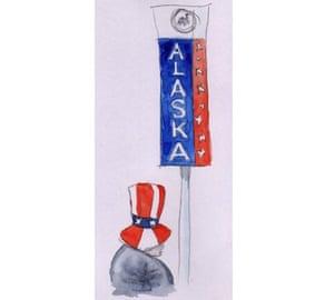 Alaska trident