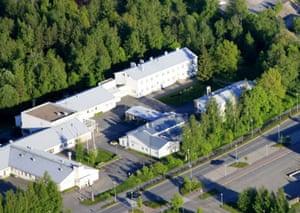 Finnish school shooting