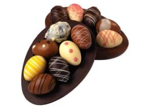 Hotel Chocolat signature egg