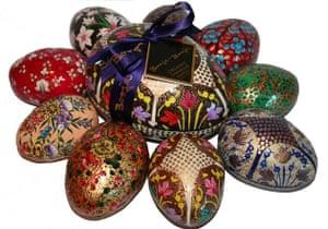 Booja Booja eggs