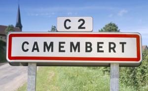 Camembert, Normandy