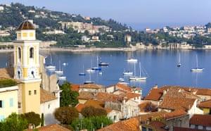 The Cote d'Azur