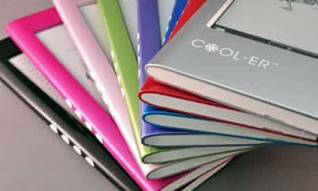 Cool-er e-readers