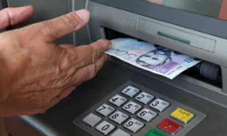 ATM in Tallinn