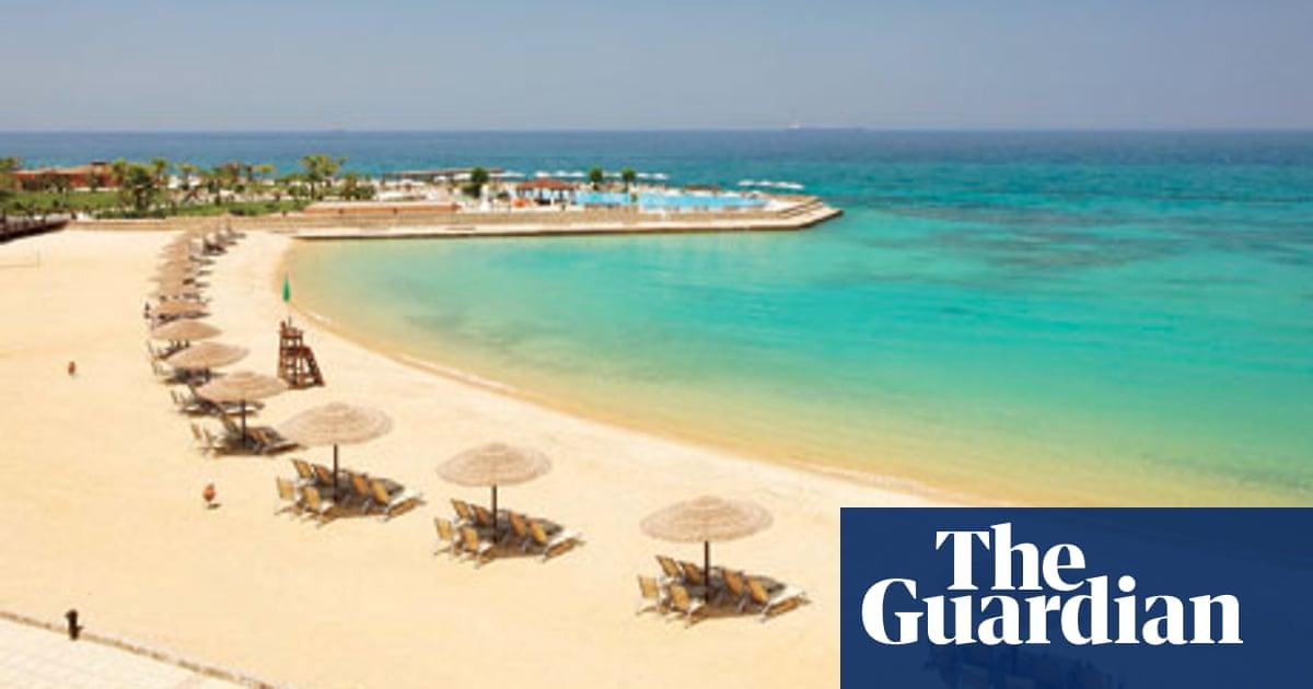 Ain Sukhna Cairo S Nearest Seaside Escape Egypt Holidays The Guardian