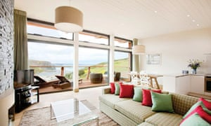 Living room, The Village, Watergate Bay