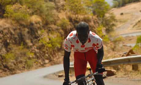 Cycling in Kenya