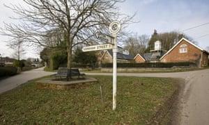 Linkenholt village sign