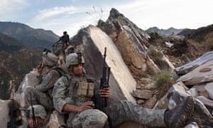 Korengal Valley, Afghanistan