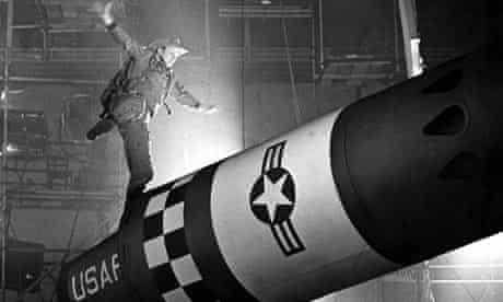 US nearly detonated atomic bomb over North Carolina – SECRET DOCUMENT