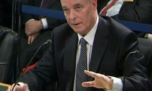 John Scarlett, addressing an inquiry into British involvement in the Iraq conflict