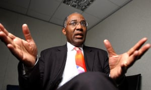 Trevor Phillips, head of the Commission For Racial Equality