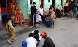 Prison Life in Bolivia