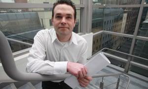 MBA student Scott Addison