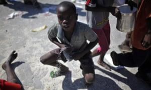Haiti-food