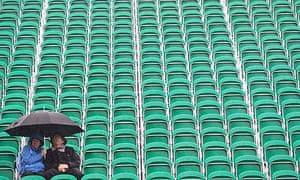 Ryder Cup rain