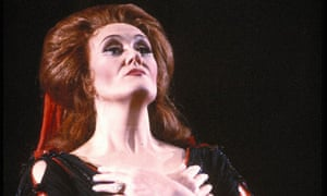 Joan Sutherland as Norma in 1982