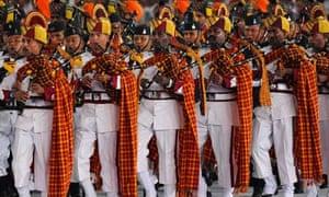 Commonwealth Games closing ceremony in Delhi