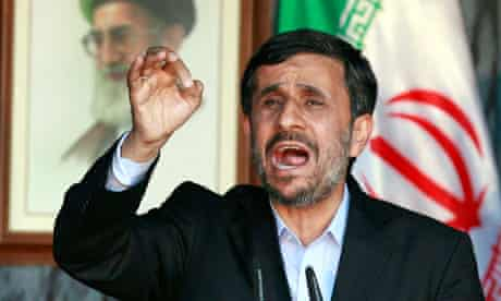 LEBANON IRANIAN PRESIDENT AHMADINEJAD VISITS
