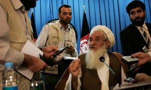 High peace council set up by Karzai