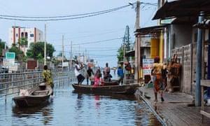Benin floods