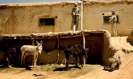 Afghanistan house