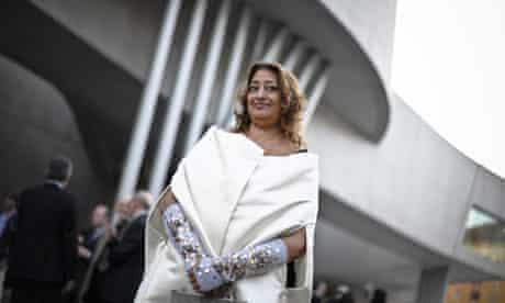 Zaha Hadid maxxi