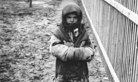 Homeless Orphan Kiev, 1943