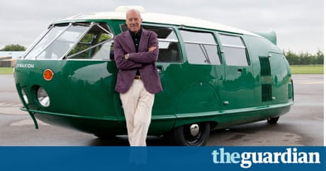 Norman Foster 39 S Back To Front Car Art And Design The