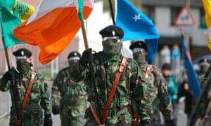 Real IRA members