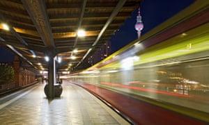 Berlin station Hackescher Markt